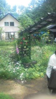 ガーデンツアー二回目